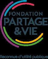 Logo de la Fondation Partage et Vie