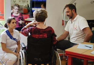 Centre-Médical-Argentière - Ergothérapie