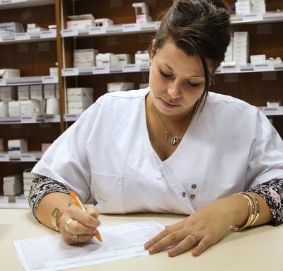 Centre-Médical-Argentière - Pharmacie