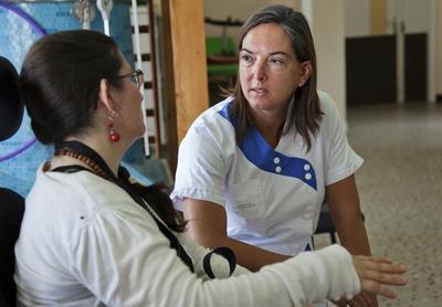 Centre-Médical-Argentière - Des équipes à l'écoute